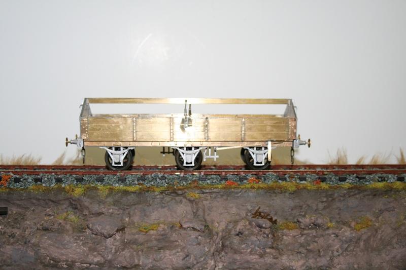 Floor Cloth Wagon 001