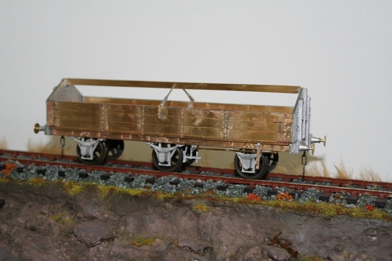 Floor Cloth Wagon 003
