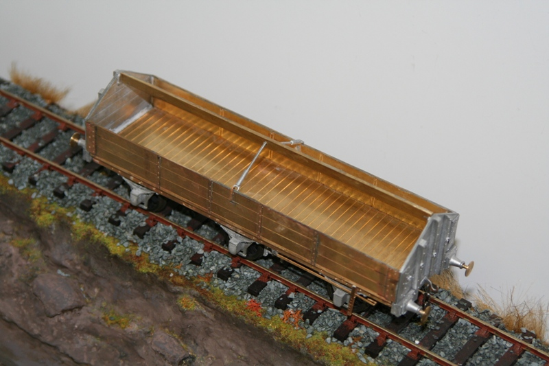 Floor Cloth Wagon 005