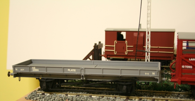 LNER Wagons Ready for weathering 005
