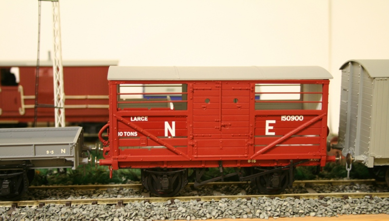 LNER Wagons Ready for weathering 006