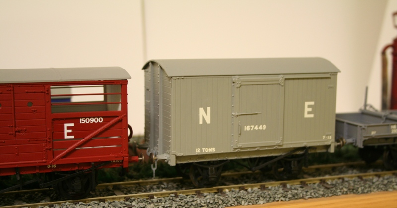LNER Wagons Ready for weathering 008