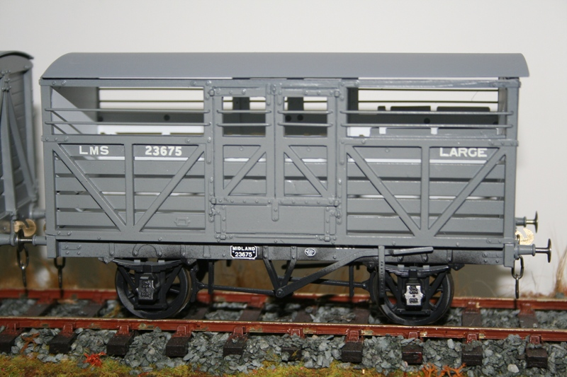 Slaters MR Cattle Wagons 004