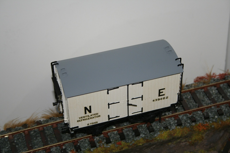 LNER Fridge Van 001