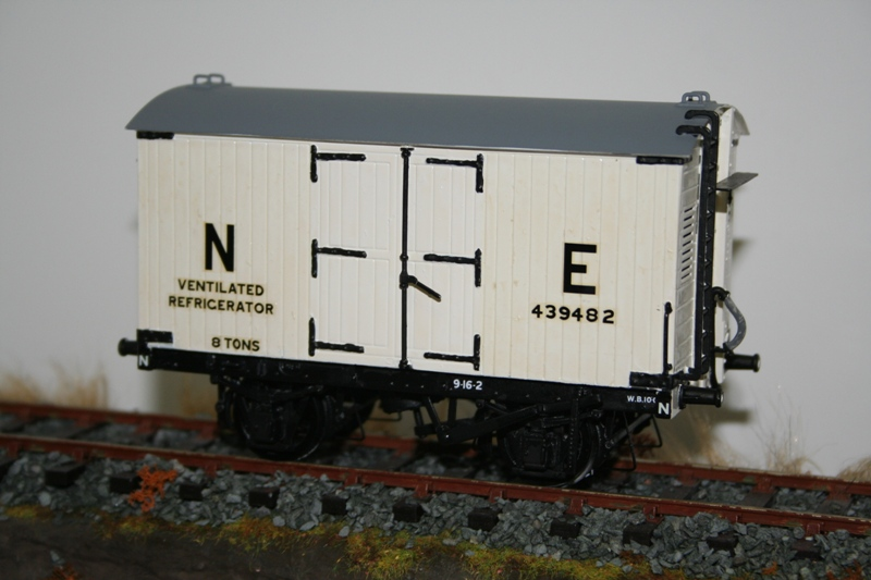 LNER Fridge Van 002