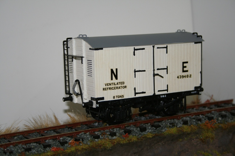 LNER Fridge Van 003