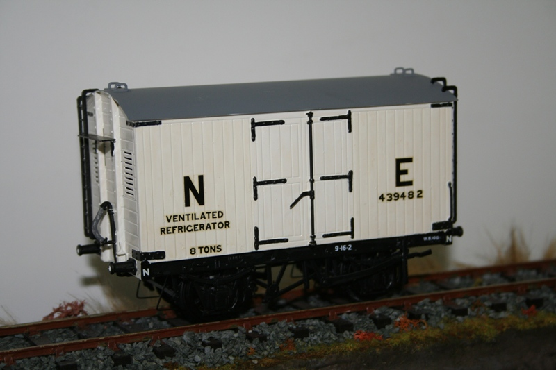 LNER Fridge Van 004
