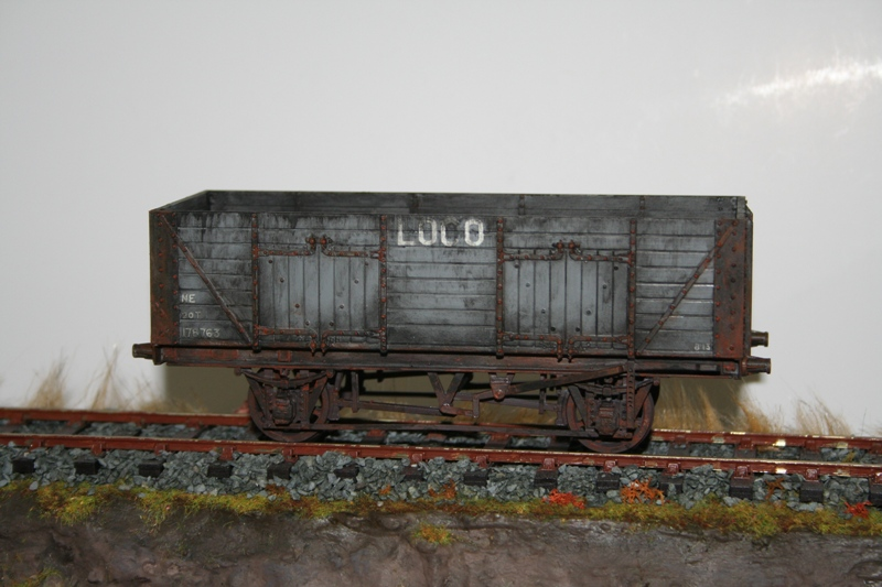 Love lane coal wagon 001