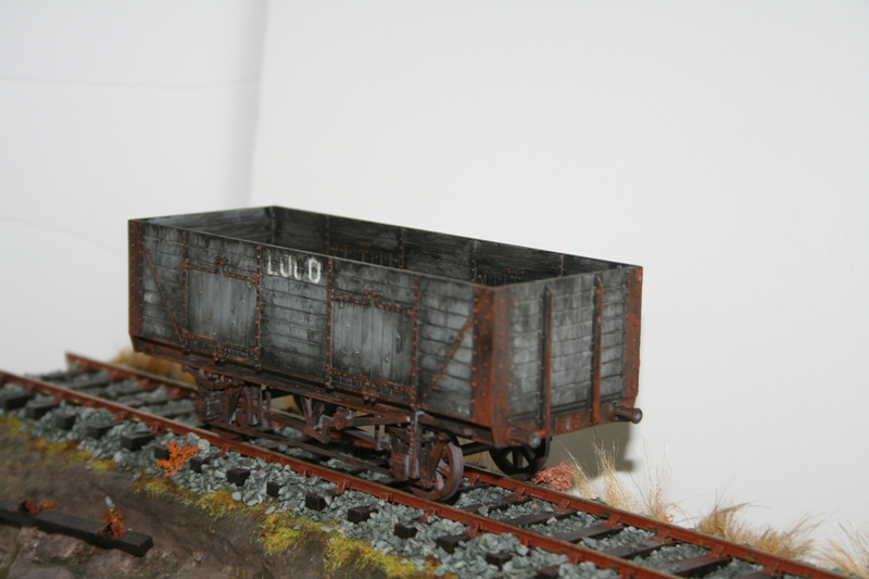 Love lane coal wagon 002