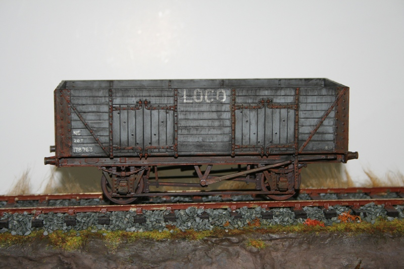 Love lane coal wagon 003