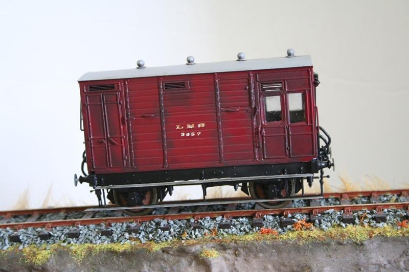 S&D Horsebox 001