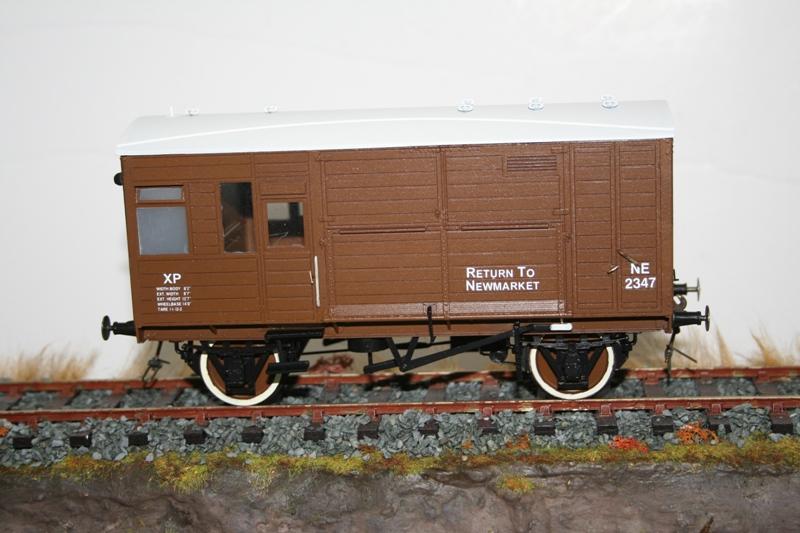 LNER Horsebox 001