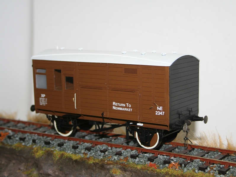 LNER Horsebox 002