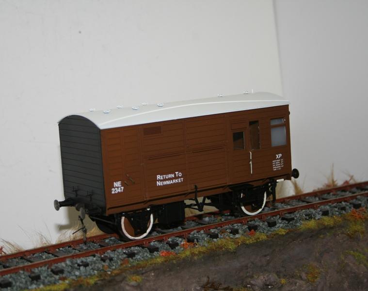 LNER Horsebox 004