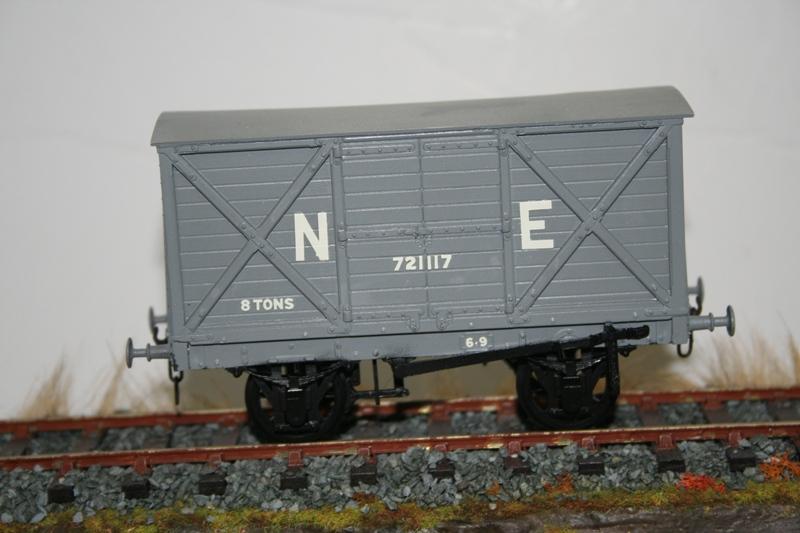 LNER Horsebox 007