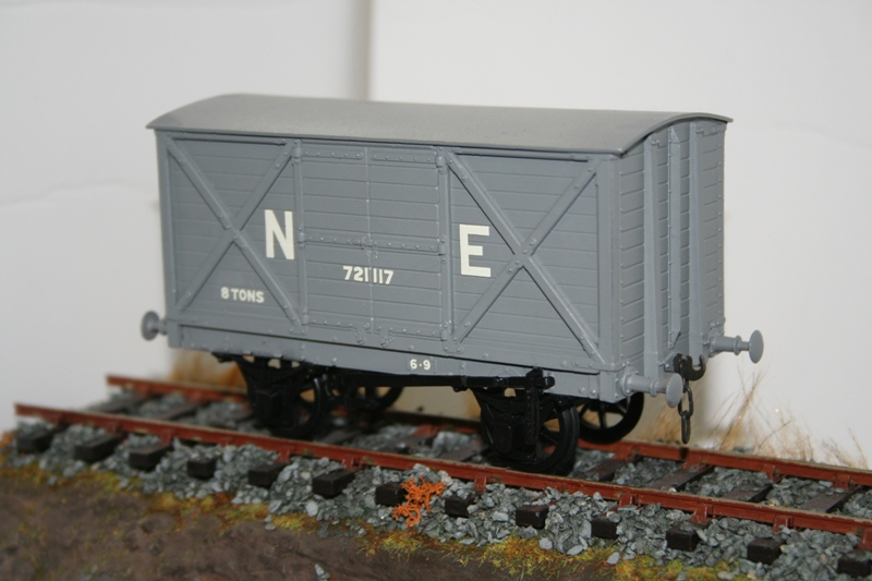 LNER Horsebox 008
