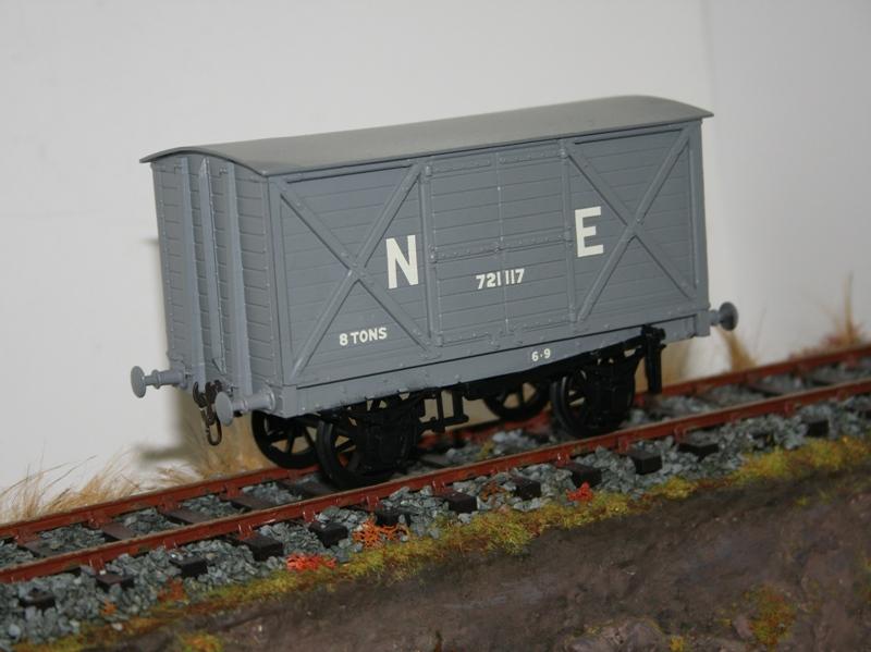LNER Horsebox 009
