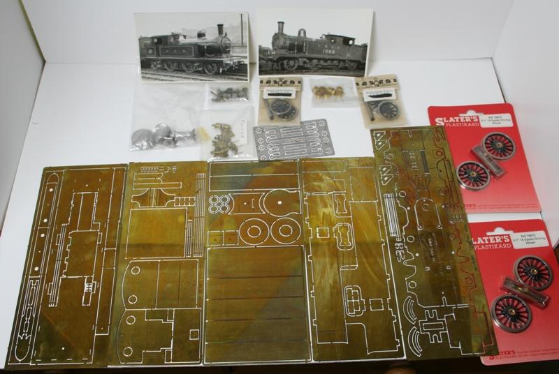 LNER F8 004
