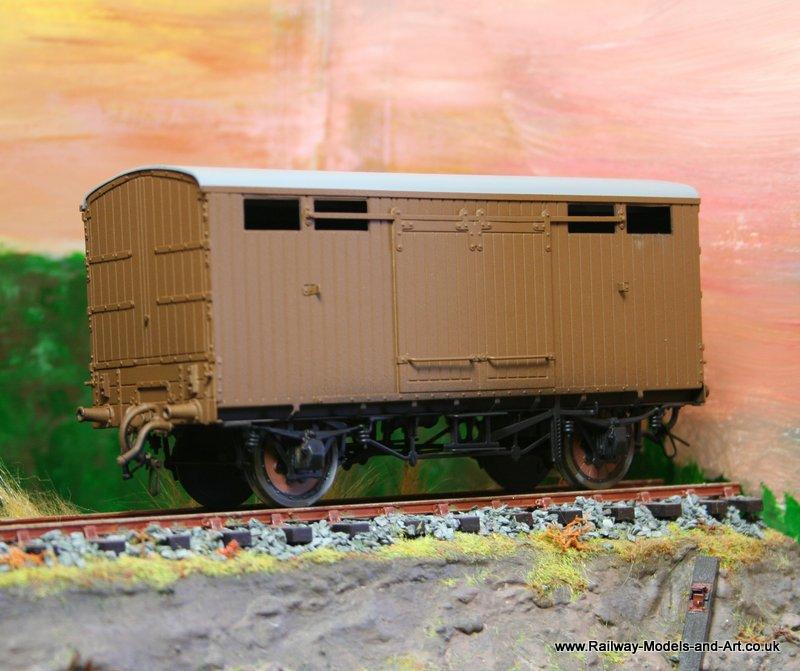 GCR-LNER CCT Van