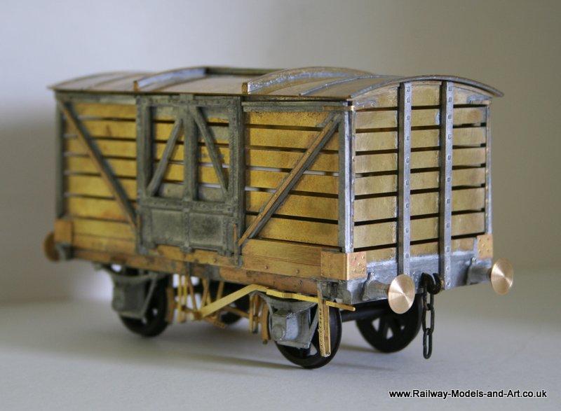 Gladiator LNWR-LMS Beer Van