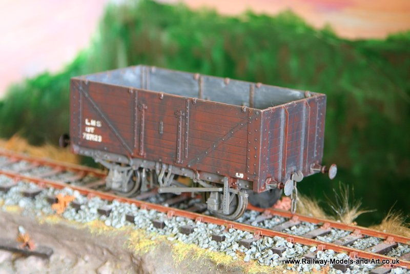 Slaters LMS Loco Coal Wagon