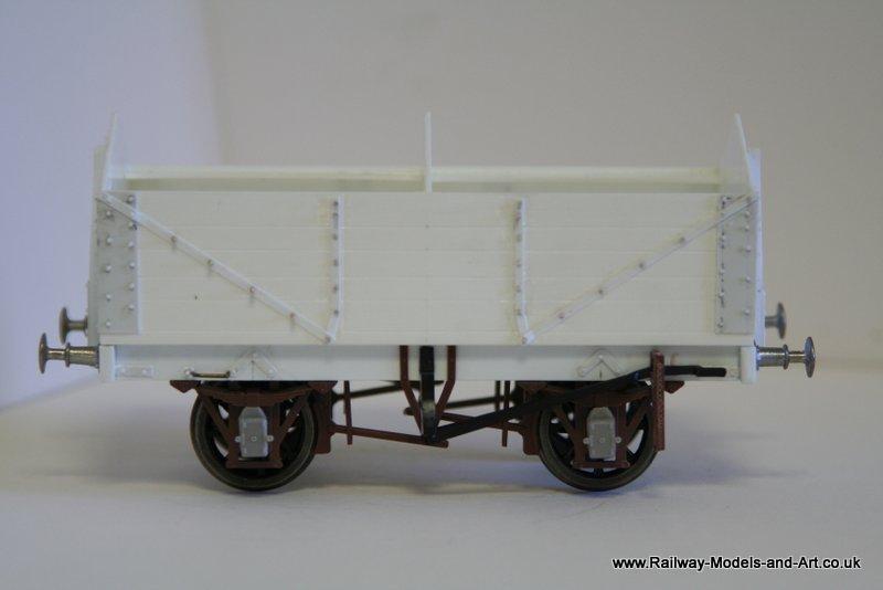 Scracth Built PO Lime Wagon