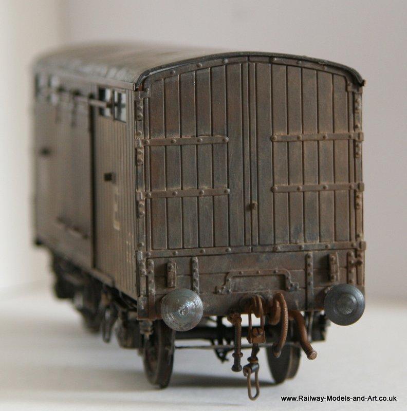 D&S GCR-LNER CCT