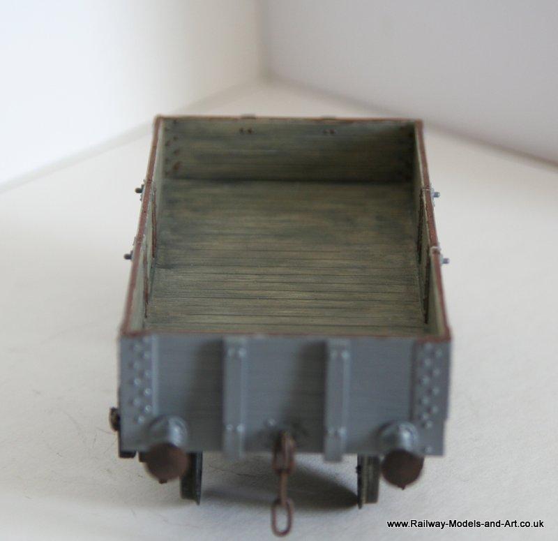 Parkside NBR 4 Plank Open Wagon