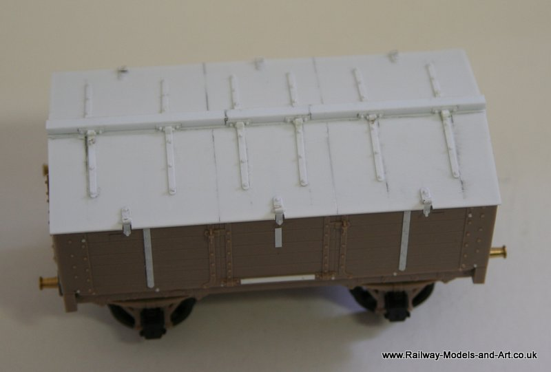 Midland-WD Locker wagon