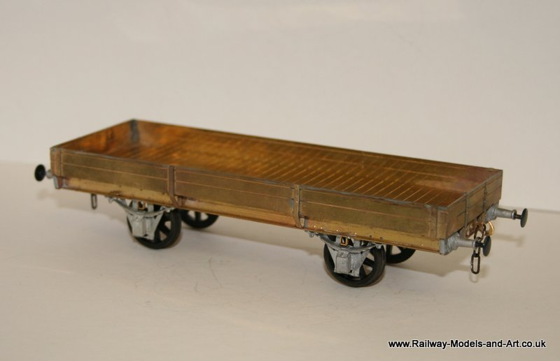 Ragstone Models GER Wool Wagon
