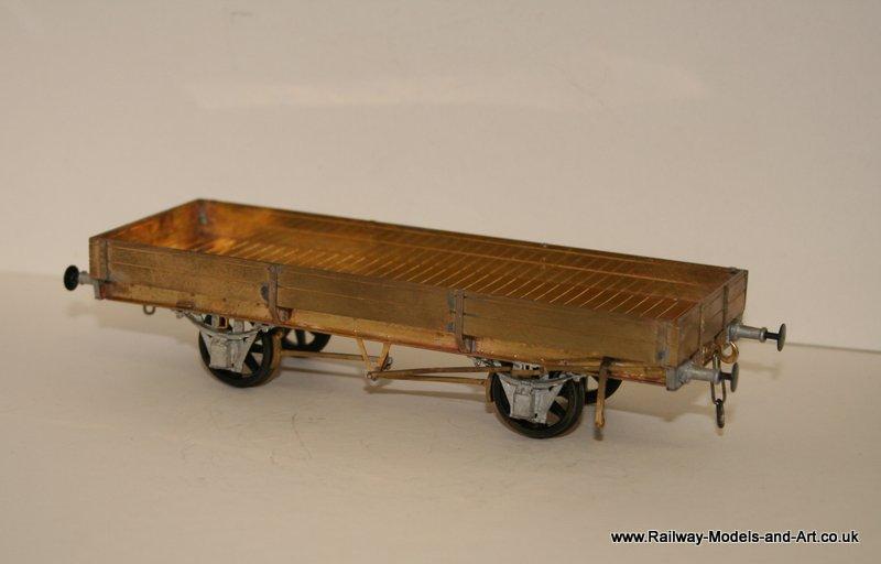 Ragstone Models GER Wool Wagon