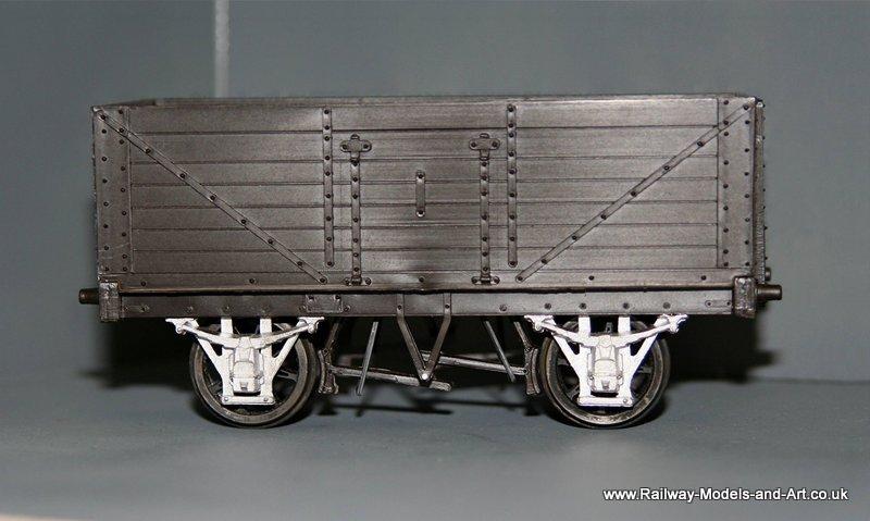 Colin Ashby RCH PO Wagons