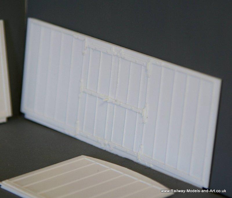 Silhouette Cut NBR 8 Ton Van
