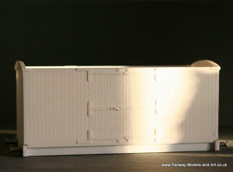 NBR Matchboard Sided Jubilee 8 ton Van
