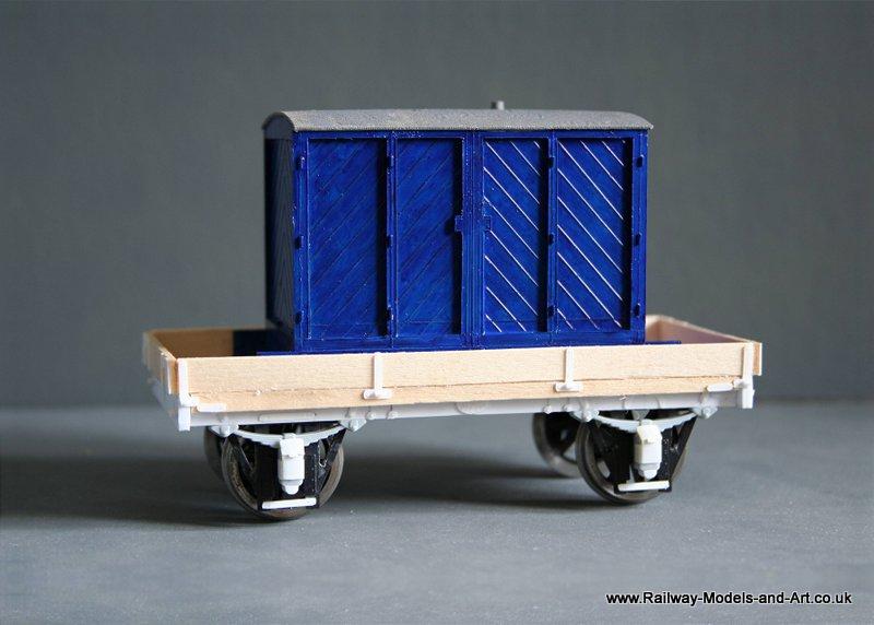 GNSR VacuumCleaner Wagon