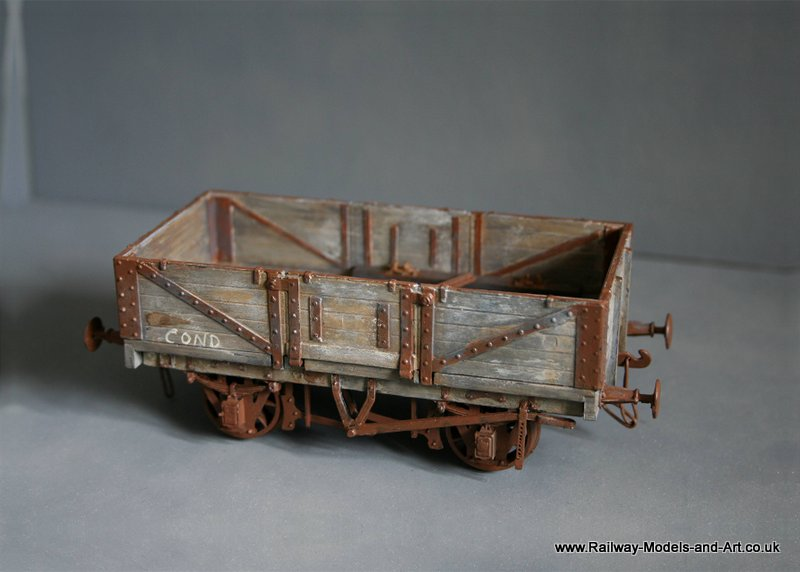 Condemned 3 Aitch Wagons