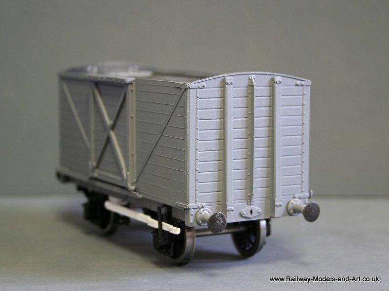 Ex NBR D39B Van
