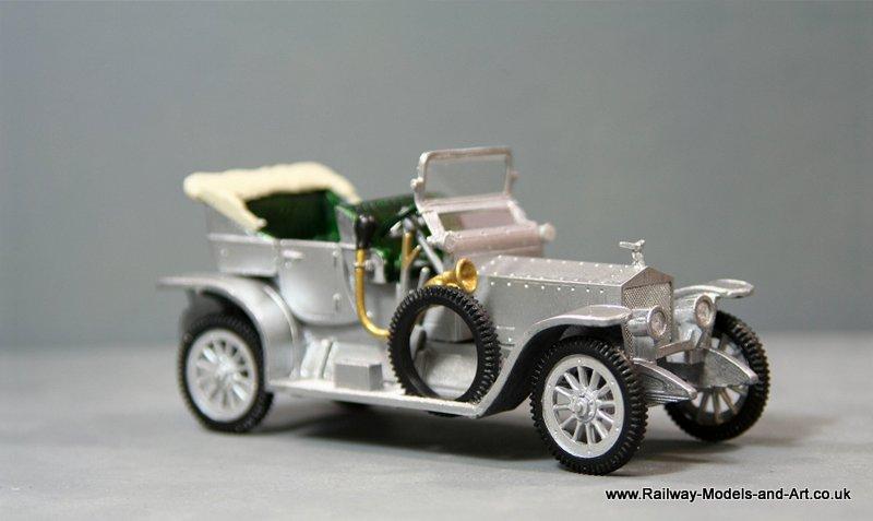1:43 scale 1909 Rolls Royce Silver Ghost