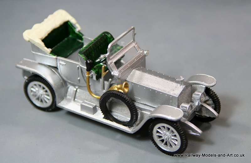 1:43 scale 1909 Rolls Royce Silver Ghost