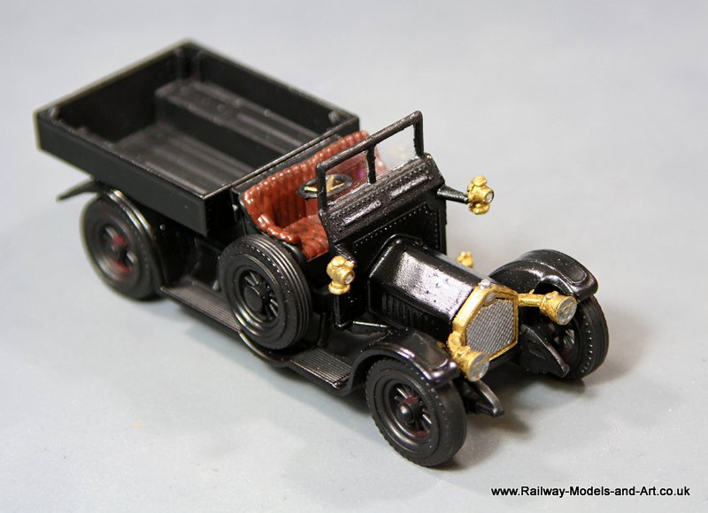 1:48 Scale 1918 Crossley Truck