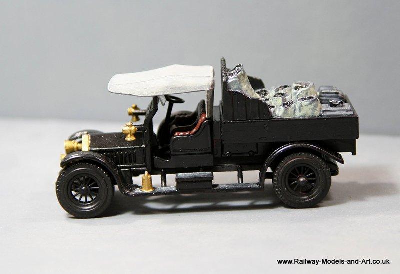 Matchbox 1918 Crossley Truck