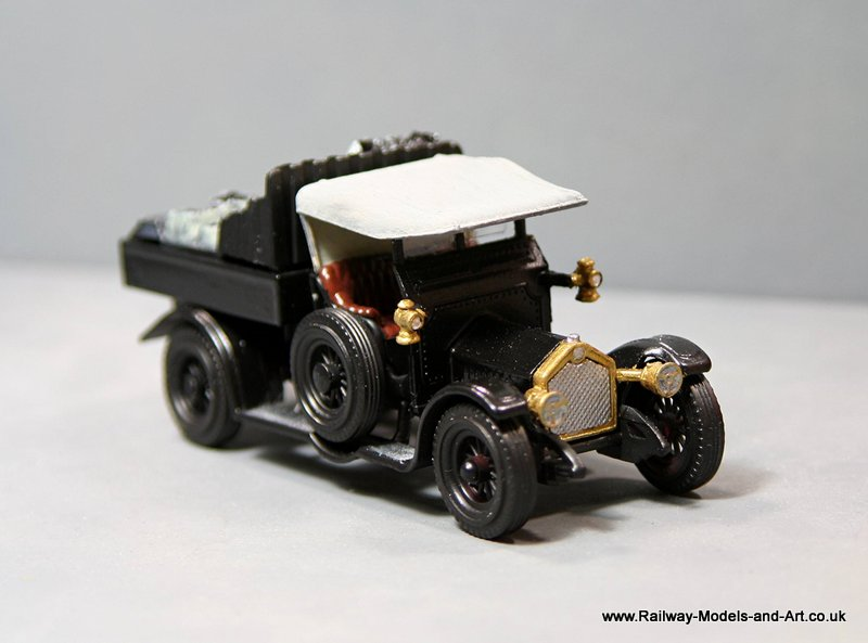 Matchbox 1918 Crossley Truck